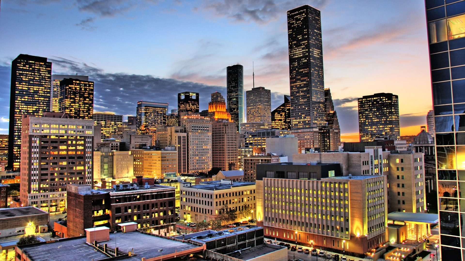 downtown_houston